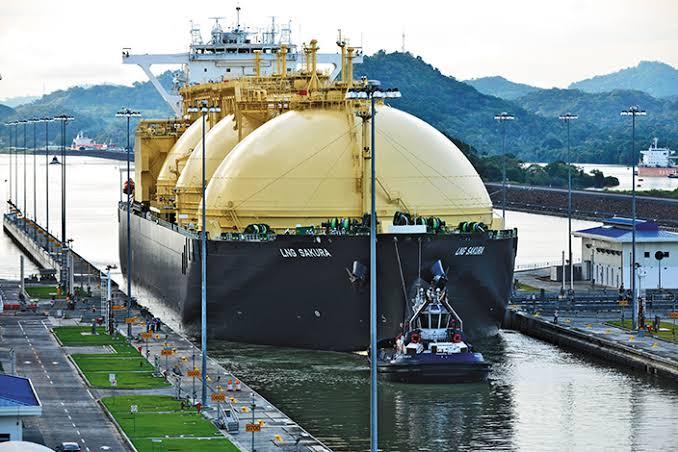 El cuello de botella del GNL del Canal de Panamá podría durar hasta marzo