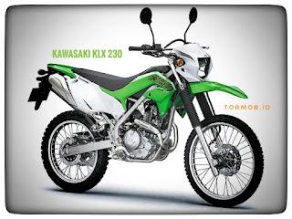 Klx 230 kawasaki