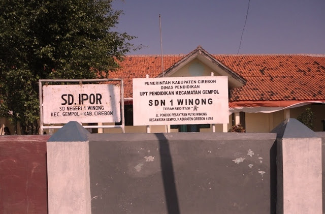 Sejarah Asal-Usul Desa Winong Kec Gempol Kab Cirebon