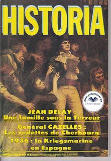 Revue Historia,