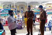 Kepala DPMG Pijay Gunting Pita Grand Opening Mini Market BUMDes Keude Ulim