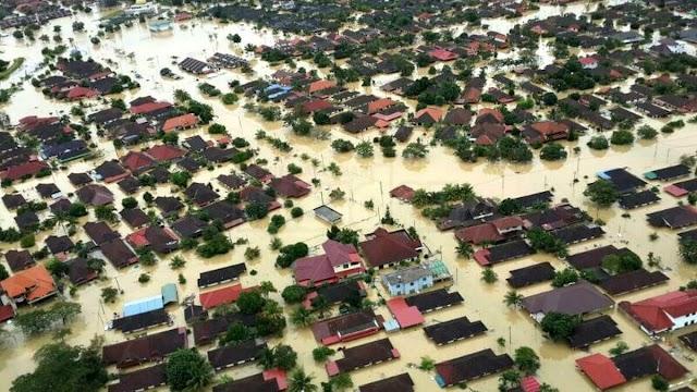 Banjir: Pemuda PAS Terengganu Tanya Pemuda UMNO, Mana Skuad Sabil?