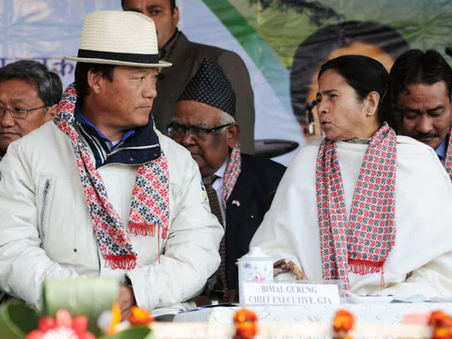 TMC will be unable to repeat its performance in the upcoming assembly polls: Bimal Gurung