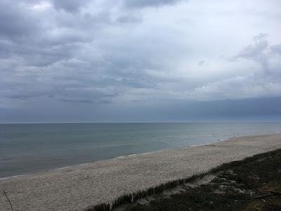 Kopalino plaża w Lubiatowie