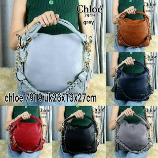 Tas Wanita Import Chloe 7919