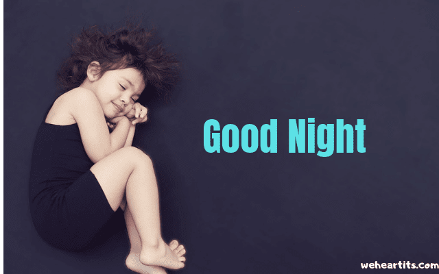 good night images video song