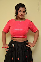 Telugu Actress Mahi Stills at Box Movie Audio Launch  0061.JPG