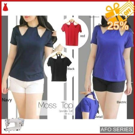 AFO628 Model Fashion Moss Top Modis Murah BMGShop