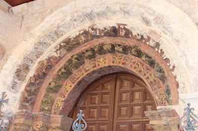 Portada iglesia de San Vicente en Zamora