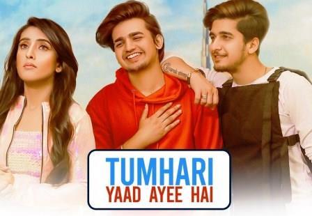 Tumhari Yaad Ayee Hai Song Lyrics | Goldie Sohel & Palak Muchchal | Song Download