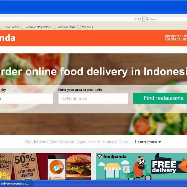 Foodpanda, Jasa Pesan Antar Makanan Online yang Bikin Hepi