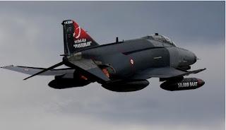 Δύο τουρκικά μαχητικά πέταξαν πάνω από τα νησιά Παναγιά και Οινούσσες