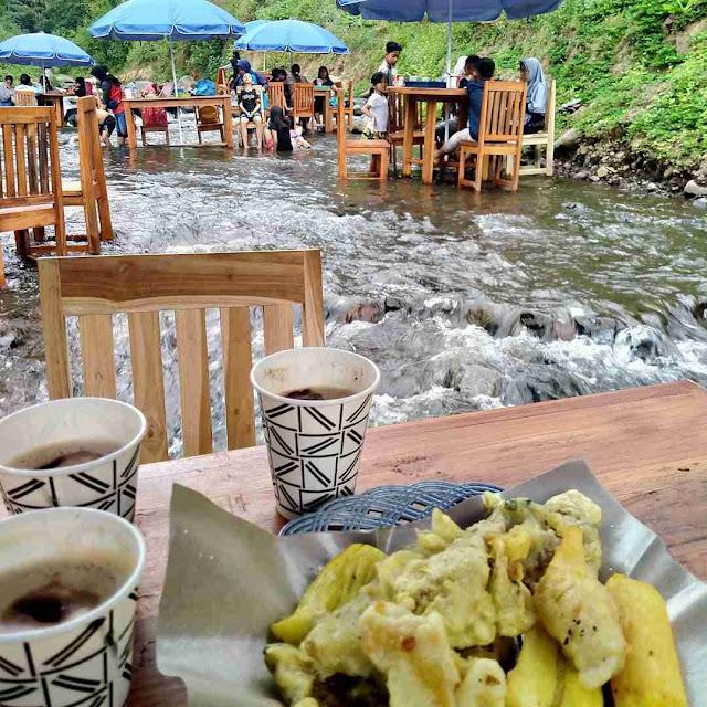 Kafe Telaga Sari Garden (TSG) Malang