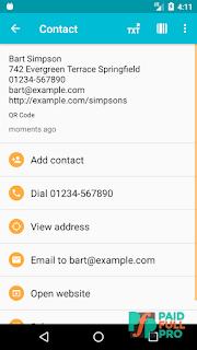 QR & Barcode Scanner Pro Paid APK