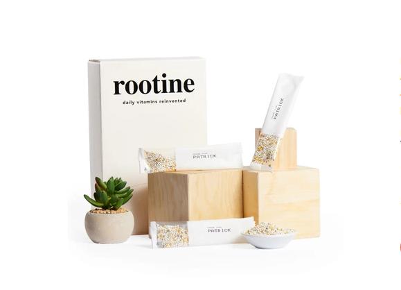 Rootine - Custom Made Vitamins Subscription