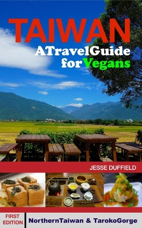 Vegan Travel Guide to Taiwan