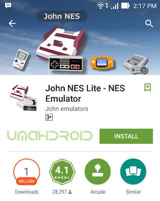 Cara Menjalankan dan main game nintendo jadul di android  Nostalgia Dengan Mebermainkan Game Nintendo di HP Android
