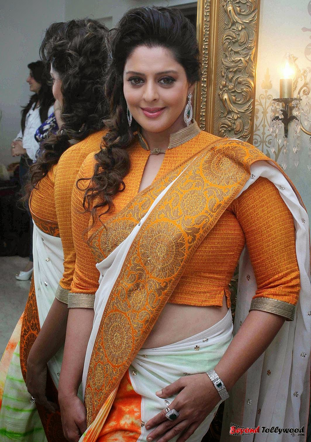 Actress Stills Actress Nagma Hot Photo Shoot Stills-1348