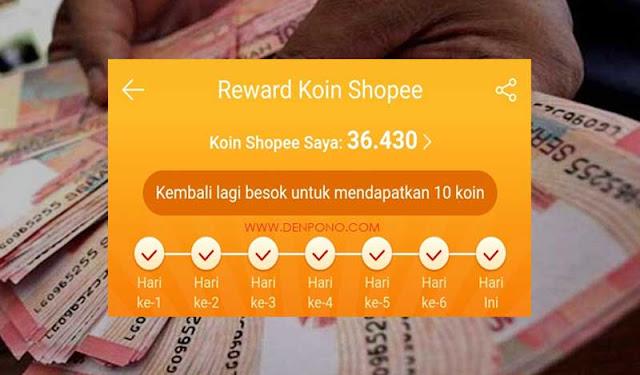 Koin Shopee: Cara Mendapatkan dan Mencairkannya Menjadi Uang