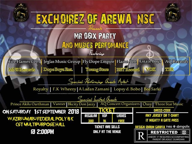[Music] ExChoirez  Of Arewa Ready To Form Their Own Concert