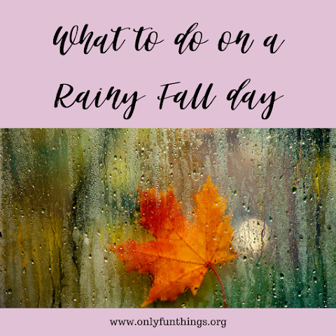 What to Do on a Rainy Day 2