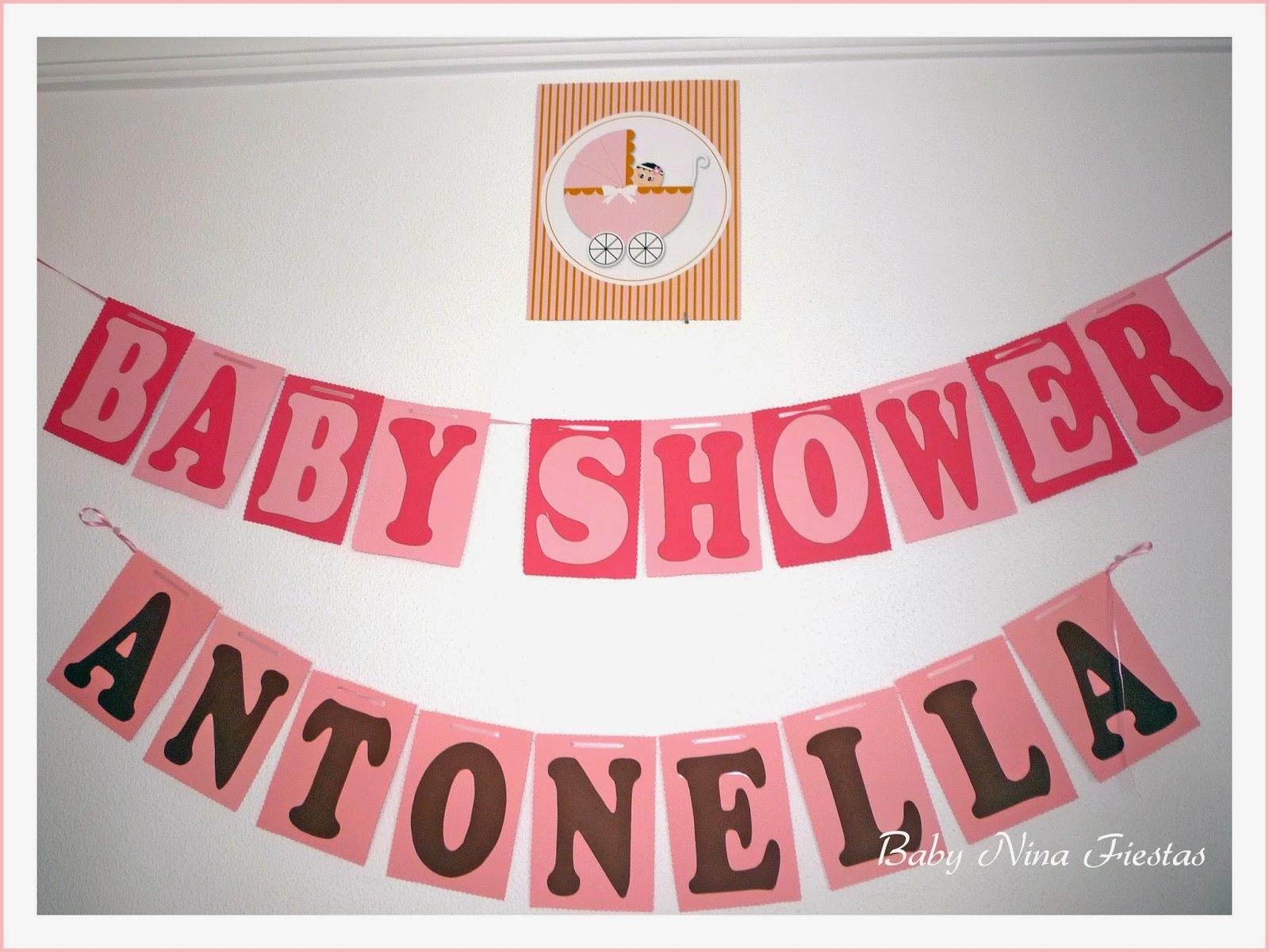 Baby Nina Fiestas julio 2014