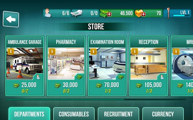 Download Game Operate Now Hospital 1.3.42 MOD APK Update Terbaru