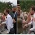 Man slaps French President Macron during visit to Southern France