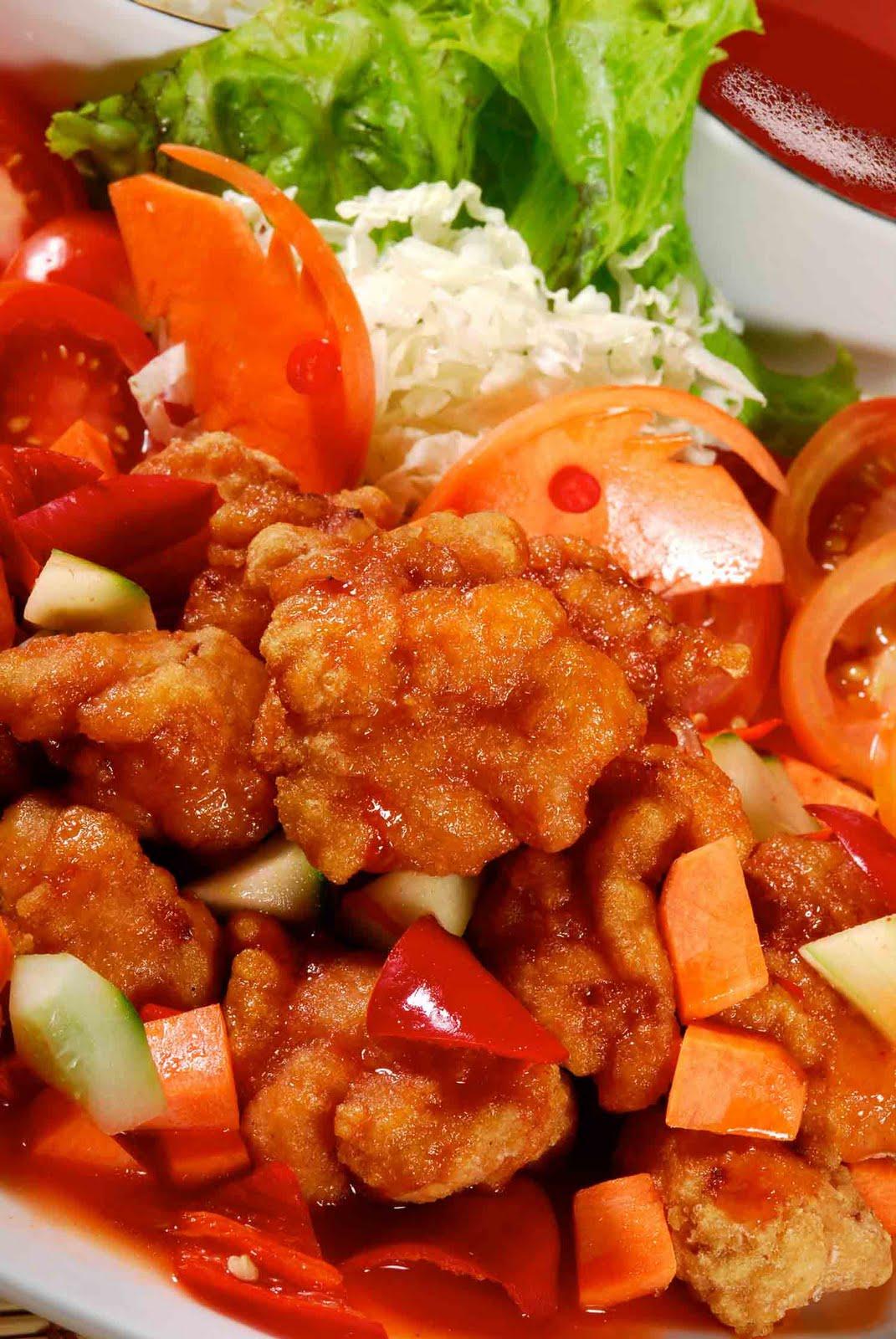Resep Mama Marsyelladel: Ayam Koloke