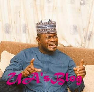 Yahaya Bello: Buhari's reelection will end this nonsense from Saraki, Dogara