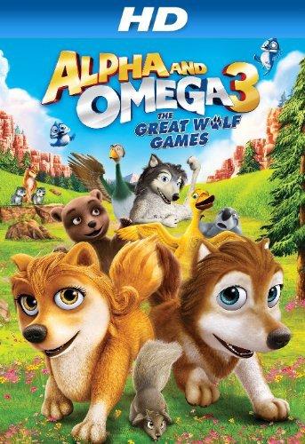 Alpha și Omega 3  Marile Jocuri ale Lupilor