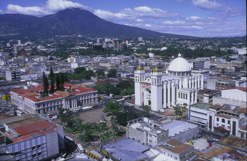 San Salvador, Capital de El Salvador