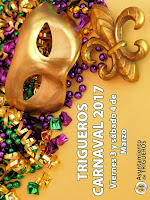 Carnaval de Trigueros 2017 (Cartel girado)