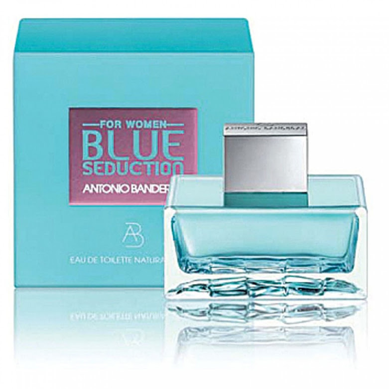 Antonio Banderas Blue Seduction Feminino