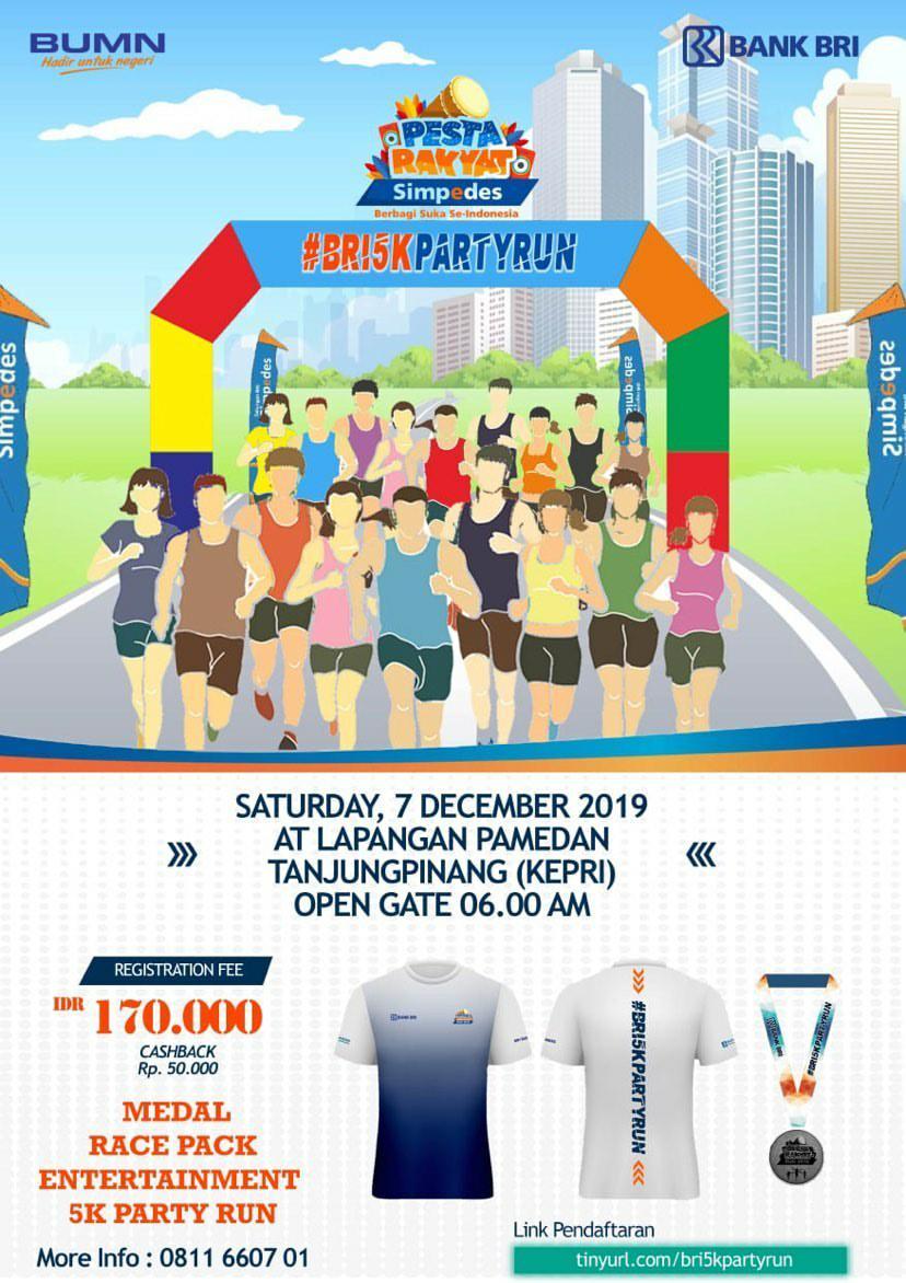 BRI5K Party Run • 2019