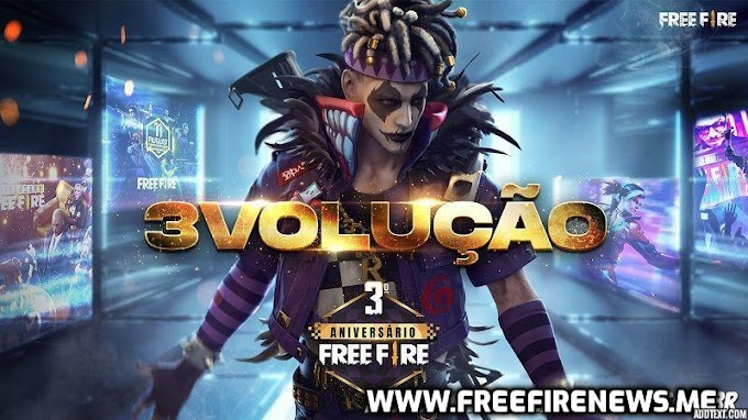 Free Fire 3rd Anniversary Event  Date! Free Fire News