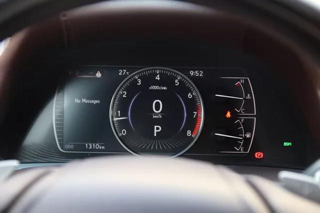 Hàng hiếm Lexus ES 250 2020 bán lại giá 2,5 tỷ đồng sau 1.300km kèm tiết lộ: Chủ xe là đại gia sưu tầm kín tiếng - Ảnh 4.