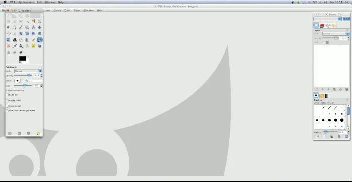 أفضل بدائل فوتوشوب لنظام Mac Gimp