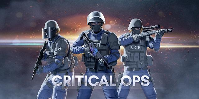 تحميل لعبة القتال Critical Ops اخر إصدار برابط مباشر 2020