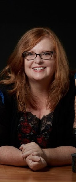 Legendary comic book writer Gail Simone