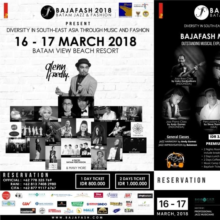 BAJAFASH 2018 Diversity in South-East Asia Through Music & Fashion