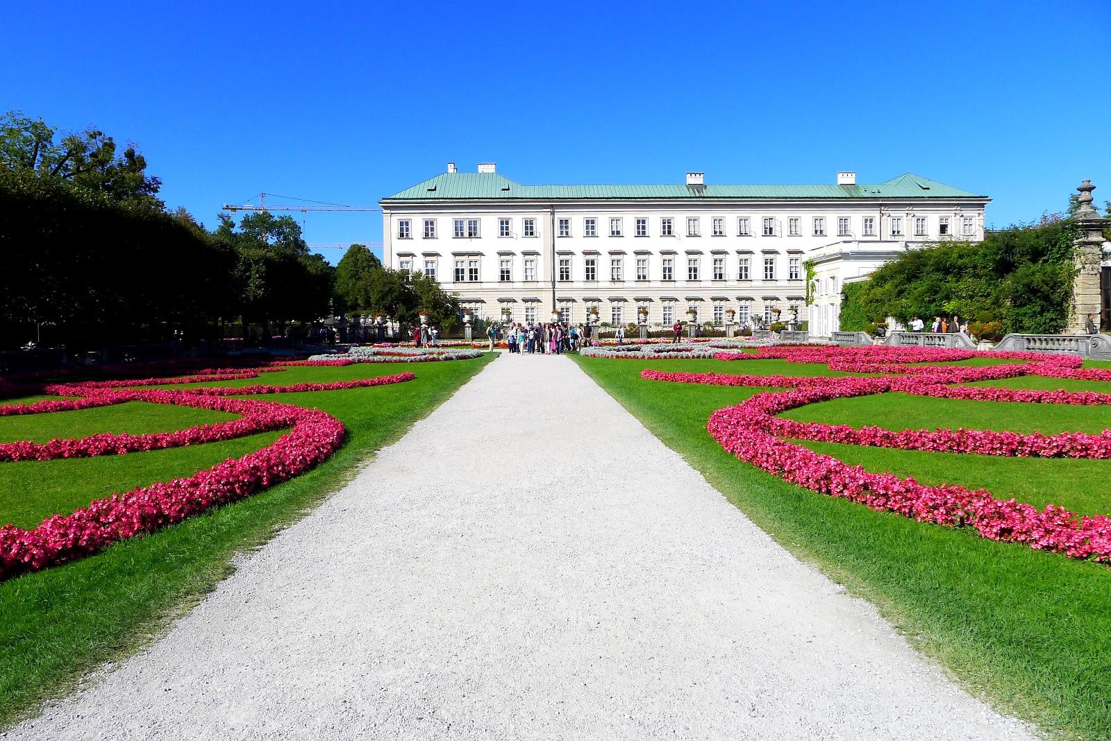 Aepert Images: 奧地利薩爾茲堡(米拉貝爾宮殿花園) │ Sep.2018