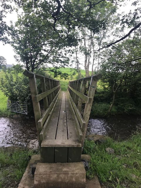 Bridge over river Sprint