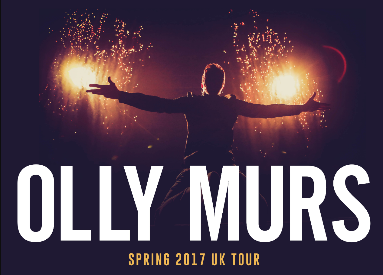Win Olly Murs Tickets