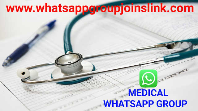 Medical WhatsApp Group Joins Link