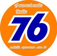 Web Rádio 76 de Guarulhos SP