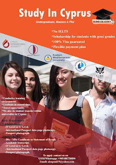 Wish to study in Cyprus?