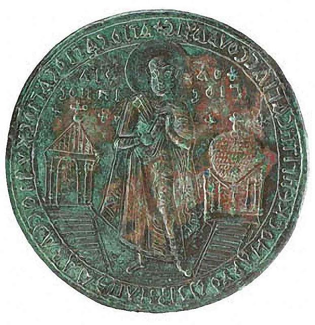 Selo do pão de São Filipe em Hierápolis