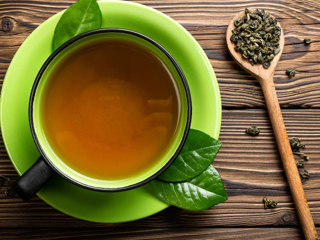Benefits of green tea ? - rictasblog.com