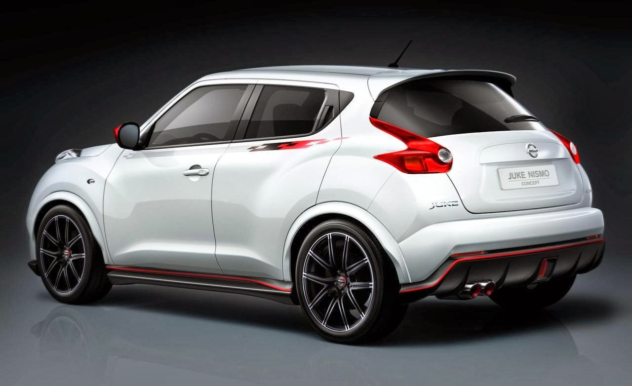 nissan juke nismo concept prices photos just welcome to automotive. Black Bedroom Furniture Sets. Home Design Ideas
